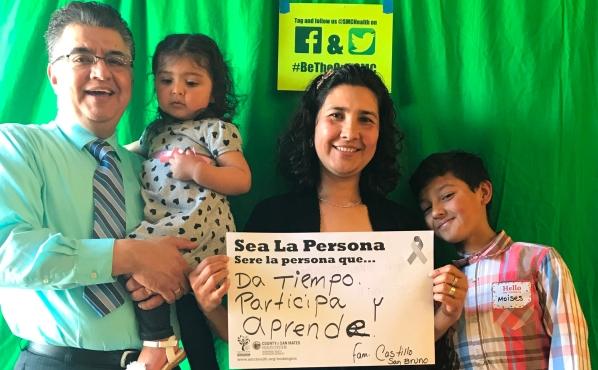 Castillo family, San Bruno