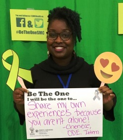 Share my own experiences because you aren't alone - Chenece