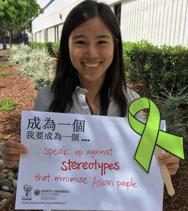 Speak up against stereotypes that minimize Asian people