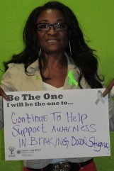 Continue to help support awareness in breaking down stigma