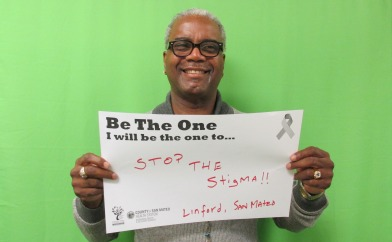 Stop the stigma! - Linford, San Mateo