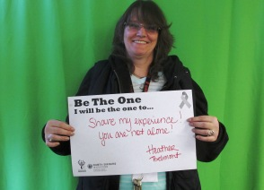 Share my experience! You are not alone - Heather, Belmont