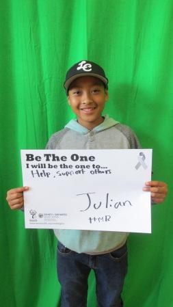 Help support otheres, Julian, HMB