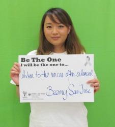 Listen to the voices often silenced - Beemy, San Jose
