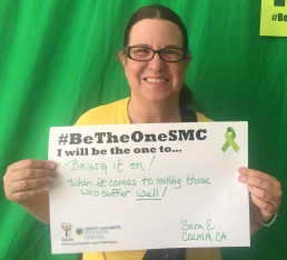 Bring it on! When it comes to making those who suffer well! - Sara, Colma