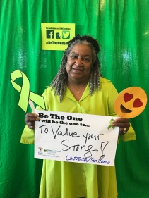 To value your story - Candice, San Mateo