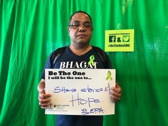 Share stories of hope - V ili, EPA