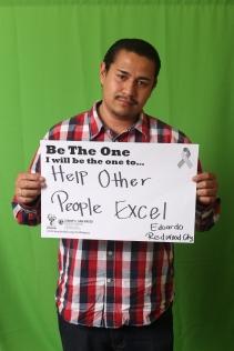 Help other people excel! - Eduardo, Redwood City