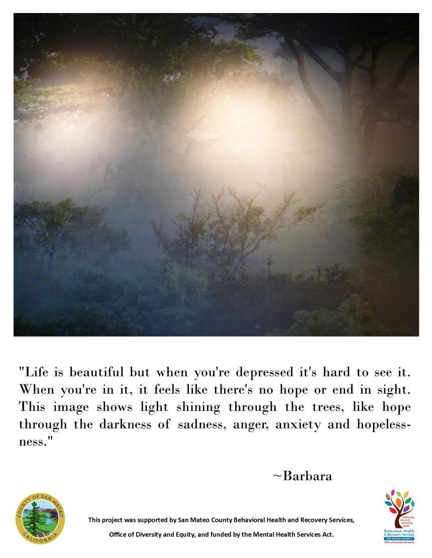 Light Through the Trees_Barbara