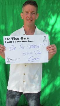 Be the change - Dan