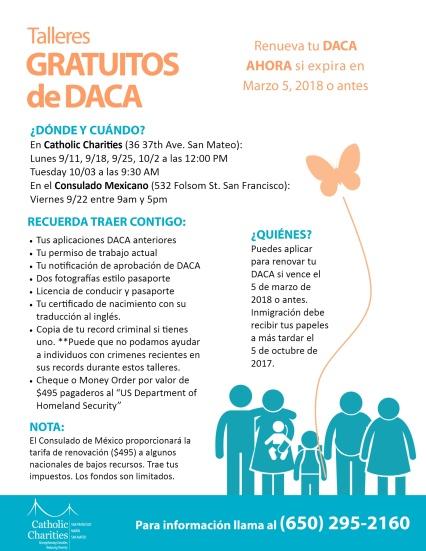 DACA Workshop Spanish