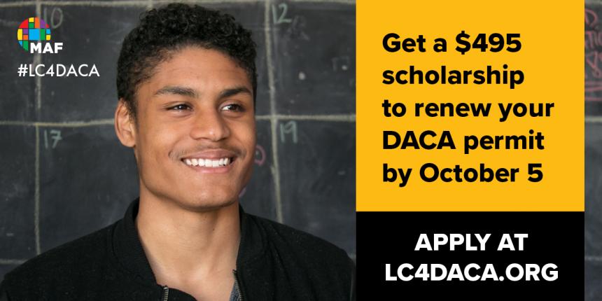 DACA Scholarship pic