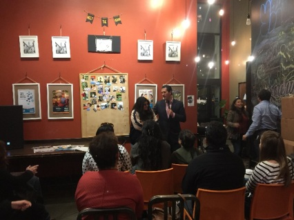 Mental Health Poetry Slam @ Philz Coffee in Westborough